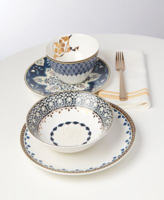 Global Tapestry Sapphire  4 Piece Place Setting