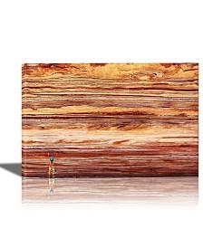 Eurographics Kalbarri Western Australia Framed Canvas Wall Art