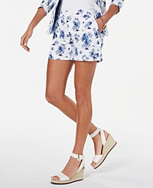 Printed Soft Shorts, Created for Macy's