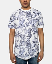 Sean John Men's Greek Gods Graphic T-Shirt