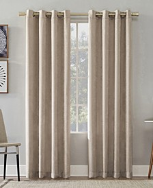 Chanson Brushed Velvet Curtain Collection