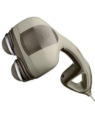 Homedics HHP-350 Handheld Massager, Percussion Action