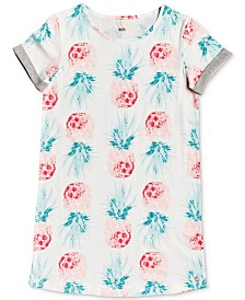 Roxy Big Girls Floral-Print Cotton Dress