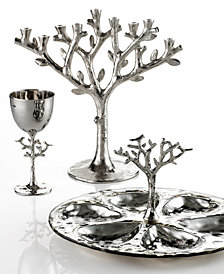 Michael Aram Tree of Life Judaica Collection