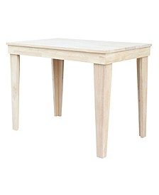 Aspen Solid Wood Top Table - Counterheight Dining