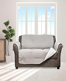 """Wallace 114"""" x 75"""" Water Resistent Sofa Cover"""