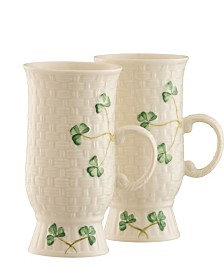 Irish Coffee Mugs Pair