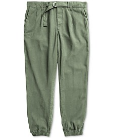 Tommy Hilfiger Adaptive Women's Rally Cargo Pants with Magnetic Closure