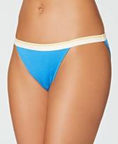 644d01682ac Jenni Women's Ribbed String Bikini 100058215