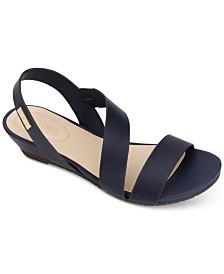 Kenneth Cole Reaction Women's Great Asymmetrical Sandals