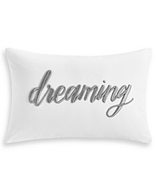 "Word 12"" x 18"" Decorative Pillow, Created for Macy's"