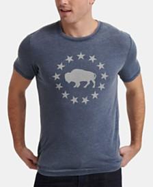 Lucky Brand Men's Buffalo Graphic T-Shirt