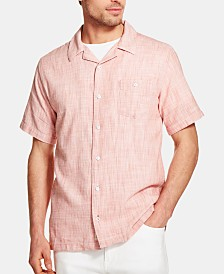 Weatherproof Vintage Men's Camp Shirt
