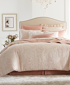 Hotel Collection Classic Roseblush King Duvet Cover, Created for Macy's
