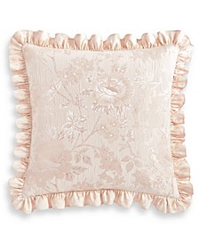 "Classic Roseblush 26"" x 26"" European Sham, Created for Macy's"