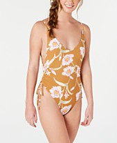 502b1ce10e7 One Piece Bathing Suits for Juniors - Macy's