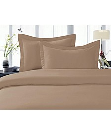 Luxurious Silky - Soft Wrinkle Free 3-Piece Duvet Cover Set, King/Cali King