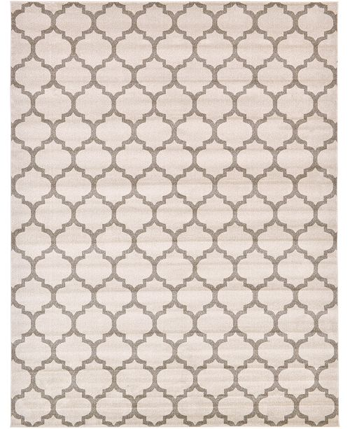 Bridgeport Home Arbor Arb1 Beige/Tan 10' x 13' Area Rug