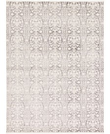 Bridgeport Home Norston Nor5 Gray 10' x 13' Area Rug