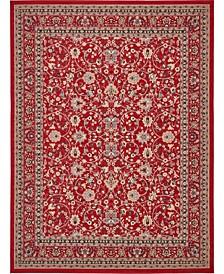 """Arnav Arn1 Red 9' 10"""" x 13' Area Rug"""