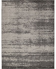 Bridgeport Home Lyon Lyo3 Dark Gray 10' x 13' Area Rug