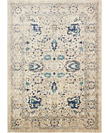 "Bridgeport Home Masha Mas3 Beige 8' x 11' 4"" Area Rug"