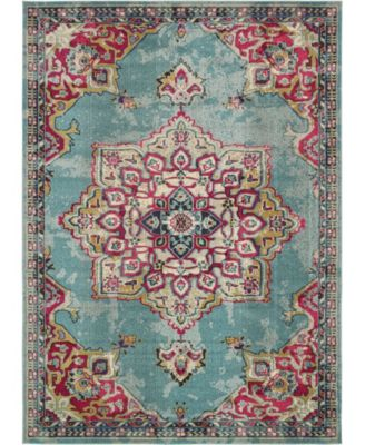 Sana San1 Light Blue 9' x 12' Area Rug