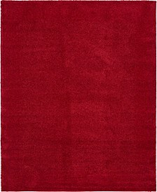 Uno Uno1 Red 8' x 10' Area Rug