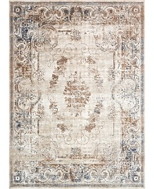 Bridgeport Home Odette Ode6 Beige 9' x 12' Area Rug