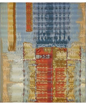 Pashio Pas1 Multi 10' x 12' Area Rug