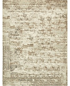 Bridgeport Home Tabert Tab4 Ivory 9' x 12' Area Rug