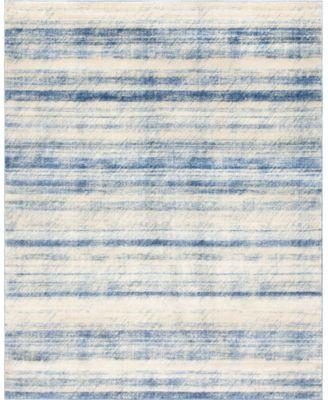 Haven Hav3 Blue 8' x 10' Area Rug