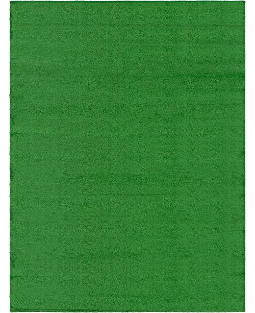 Bridgeport Home Pashio Grass Pag1 Green 9' x 12' Area Rug