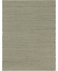 Prisma Jute Prs1 Light Gray 8' x 10' Area Rug