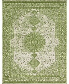 Mobley Mob1 Green 8' x 10' Area Rug