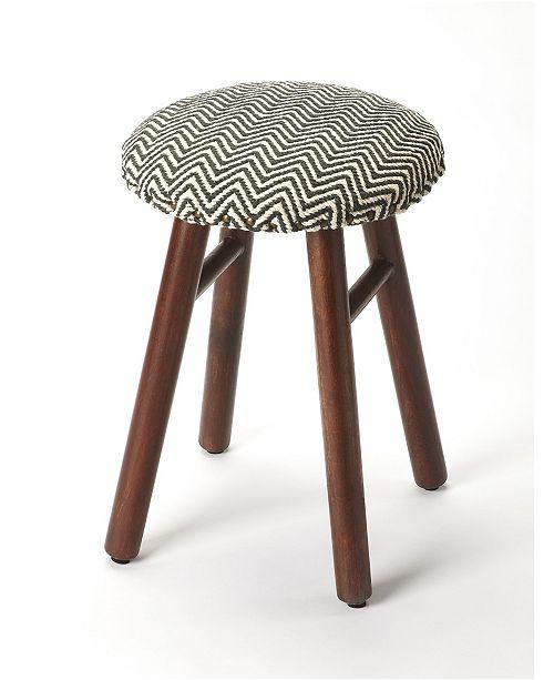 Butler Specialty CLOSEOUT! Butler Bonnin Upholstery Stool