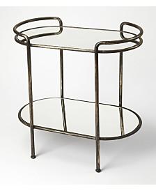 Butler Cicero Mirror Serving Table