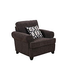 Alessia Chair with Pillow