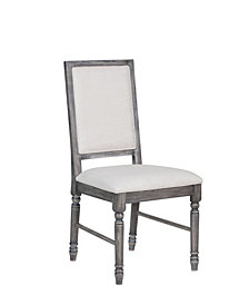 Leventis Side Dining Chair, Set of 2