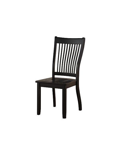 Acme Furniture Renske Side Dining Chair, Set of 2