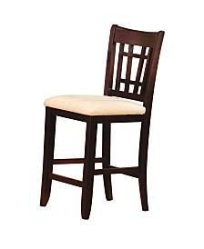 Lugano Bar Chair, Set of 2