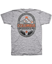 Columbia Men's Waterloo Graphic T-Shirt