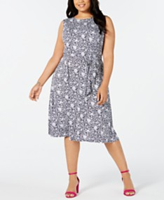 Charter Club Plus Size Dresses - Macy\'s