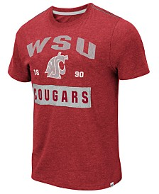 Colosseum Men's Washington State Cougars Team Patch T-Shirt