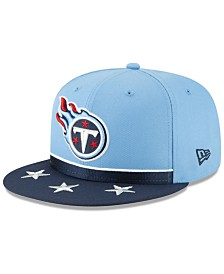 New Era Tennessee Titans Draft 9FIFTY Snapback Cap
