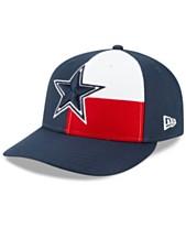 hot sale online 3fdd4 01cc0 New Era Dallas Cowboys Draft Spotlight Low Profile 59FIFTY Fitted Cap