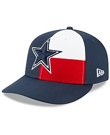 New Era Dallas Cowboys Draft Spotlight Low Profile 59FIFTY Fitted Cap