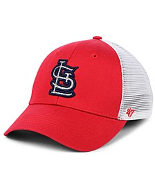 Women's St. Louis Cardinals Branson Glitta Trucker Strapback Cap