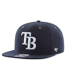 '47 Brand Tampa Bay Rays Carhartt CAPTAIN Cap