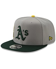New Era Oakland Athletics Side Sketch 9FIFTY Cap